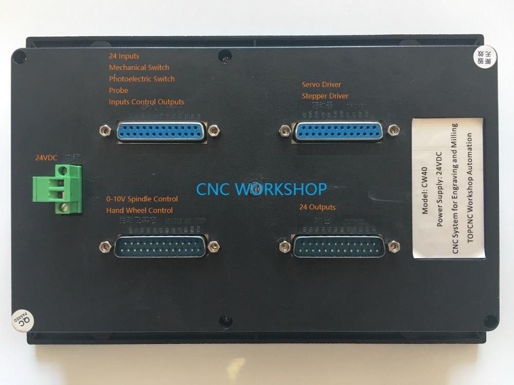 Controller CNC a 4 assi USB sostituire mach3 Controllo MPG Stand - Macchine utensili e accessori - Fotografia 3