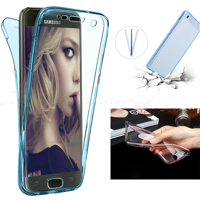Cell Phone Case for Samsung galaxy Note 8 9 S6 S7 edge S8 S9 Plus S3 duos S4 S5 neo S6Edge S7Edge S8Plus S9Plus 360 full Cover in Fitted Cases from Cellphones Telecommunications