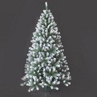 Yeni Yıl 1.2 m/120 CM yüksek dereceli beyaz kar tanesi Noel Kar Noel ağacı sopa Noel ağacı