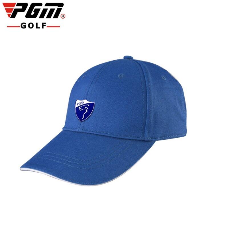 PGM Golf Cap Men Unisex One Size Adjustable Cotton Sunproof Summer Hat Breathable Outdoor Women Sports Cap Golf Hat Casquette
