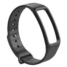 2 High Quality Fitness Tracker Heart Rate Monitor Wristband Strap For V07 Bluetooth Smart Watch M60328 181012 jia(China)