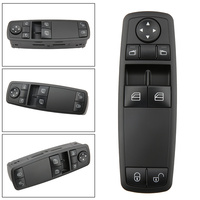 OE A1698206410 Car Window Switch for MERCEDES W169 Left Driving Interior Switches Auto Replacement Part