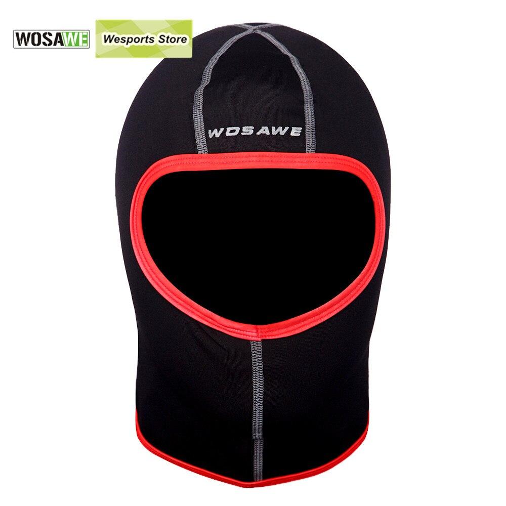 Prix pour WOSAWE Polaire Thermique Ski CS Hiver Capot Coupe-Vent Multifonctionnel Balaclava Caps Moto Vélo Masque