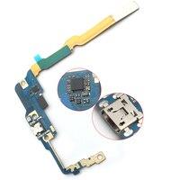 Novidades para lg optimus g pro 2 f350 d837 d838 usb carregador porto doca conector cabo flexível peças de reposição