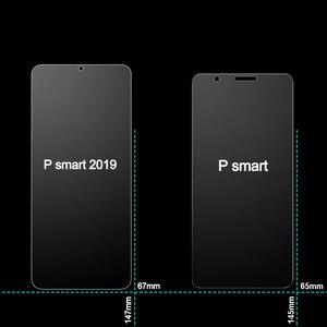 Image 5 - HOPELF Kính Cường Lực cho Huawei P Thông Minh 2019 Tấm Bảo Vệ Màn Hình trên Điện Thoại Bảo Vệ Kính An Toàn cho Huawei P Thông Minh 2019 kính cường lực