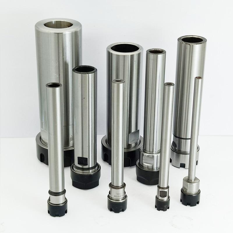 1PCS C6 Extension Rod ER11 ER8 Extension Bar Straight Shank for CNC Mill Lathe