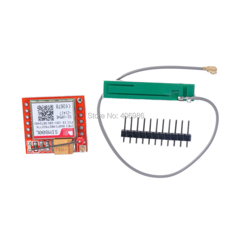 Электронные компоненты и материалы SIM800L MicroSIM