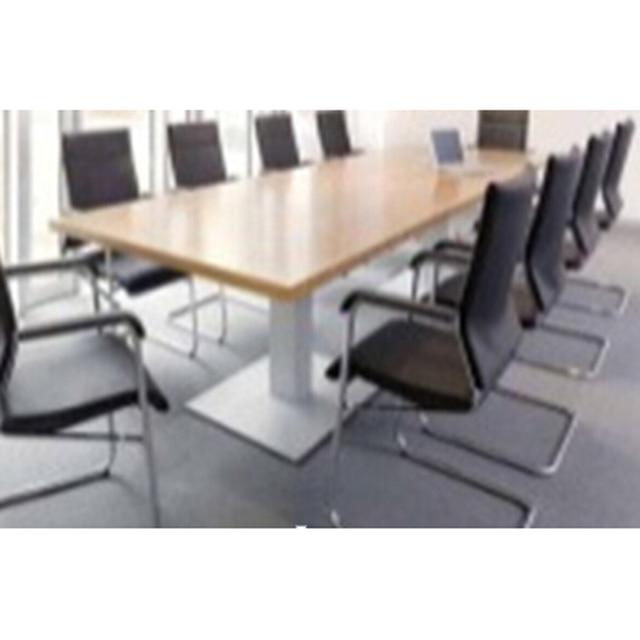 Granero moderno mesa de reuniones de madera mesa rectangular modelo ...