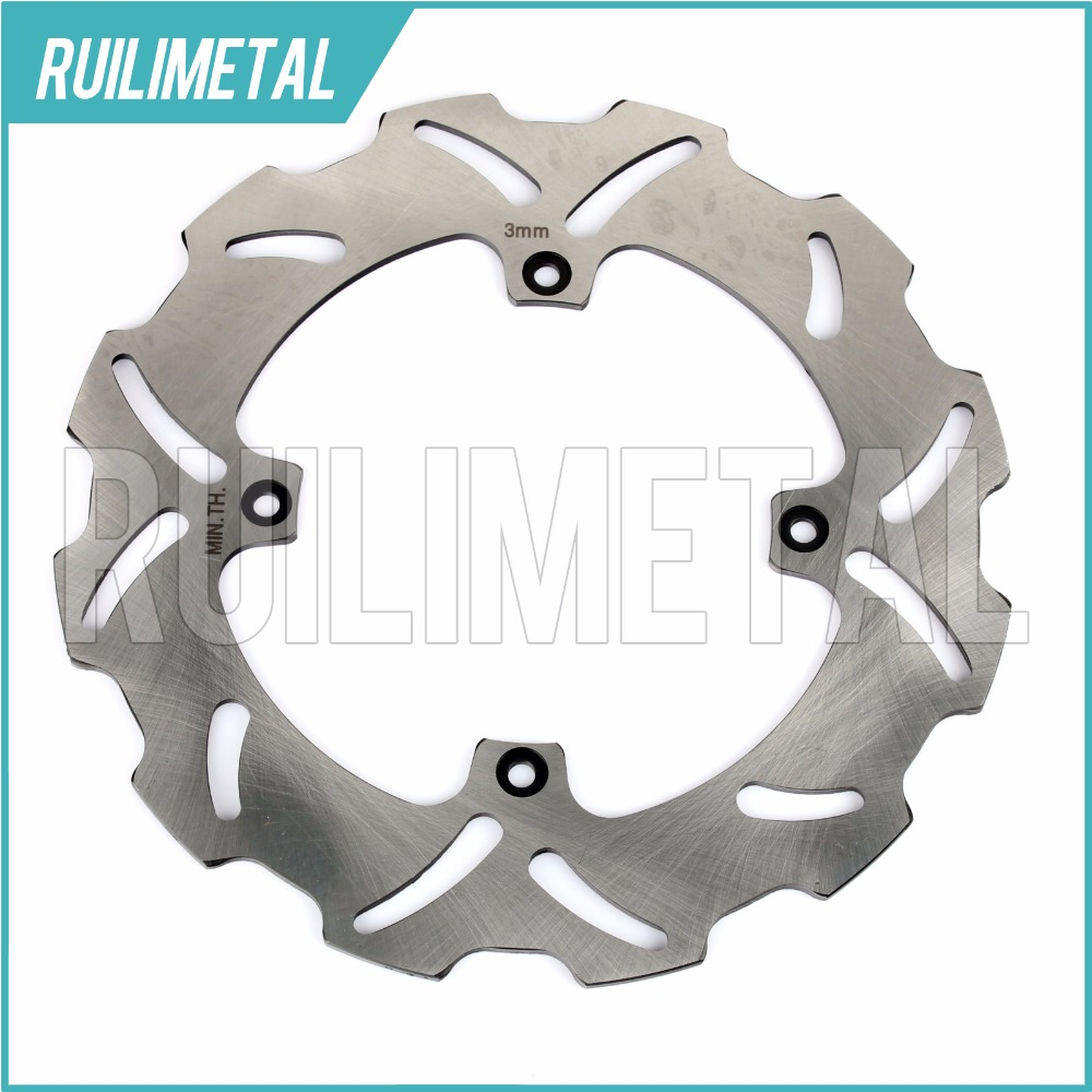 Front Brake Disc Rotor for HONDA XR650R MTX 80 RF XL CR 125 250 350 500 R E X XLR125R CRM250R  1991 1992 1993 91 92 93 1x motorcycle front brake rotors disc stainless steel braking disk for honda crm 250r 1992 xlr 125r 1997 2003 xl 350r 1984 1991