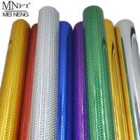 MNFT 1 Roll Hard Baits Body Kleur Veranderen Sticker Decal holografische Zelfklevende Film Flash Tape Voor Lokken Maken Vliegbindset Materail