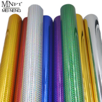 MNFT 1 Roll Hard Baits Body Change Color Sticker Decal Holographic Adhesive Film Flash Tape For