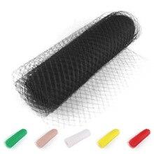 25 см* 1 м русская Veiling шляпа отделка сетка сетчатая ткань русская Veiling шляпа Отделка Сетки для свадьбы Millinery