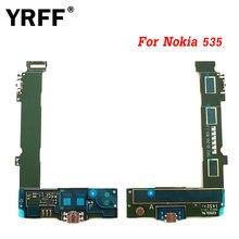 Yrff запасные части зарядный порт микро гибкий кабель для nokia
