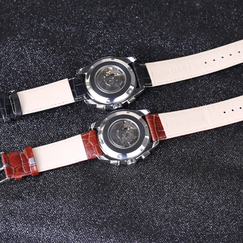 SEWOR Top Brand Luxury Men Watches 6 Hands 3 sub-dials Rotate Military Aviator Automatic Mechanical Watch Pilot Wrist Watches Multan