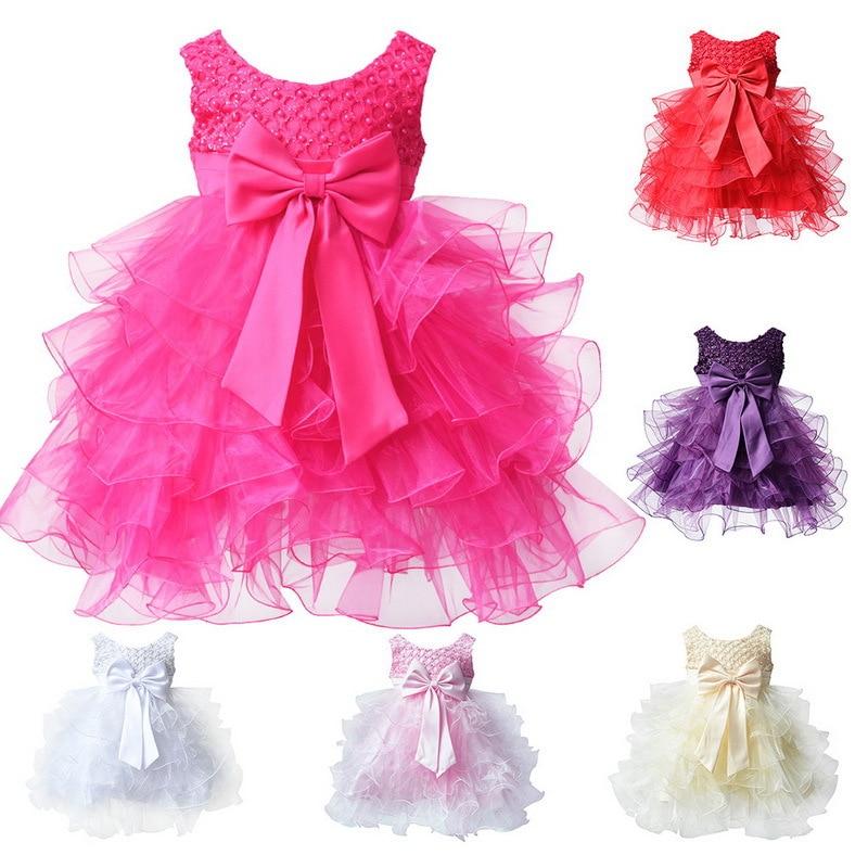 Niño vestido infantil vestido de la torta del bebé Partido de la ...