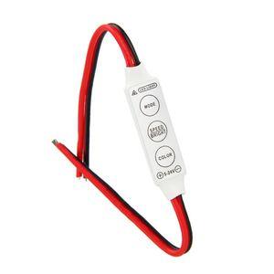 Image 3 - 5x12V Wired בקרת מודול עם Strobe פלאש עבור מכונית או ביתי LED הרצועה/נורות זרוק חינם