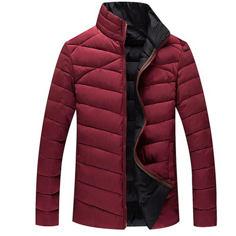 2017 New plus size Winter down coat Fat people mens clothing down coat winter jacket men duck down