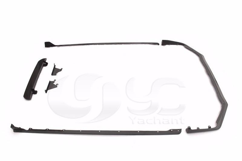 2015-2016 Subaru Impreza VAB VAF WRX STI VAQ S4 STI-Style Body Kit CF (2) -