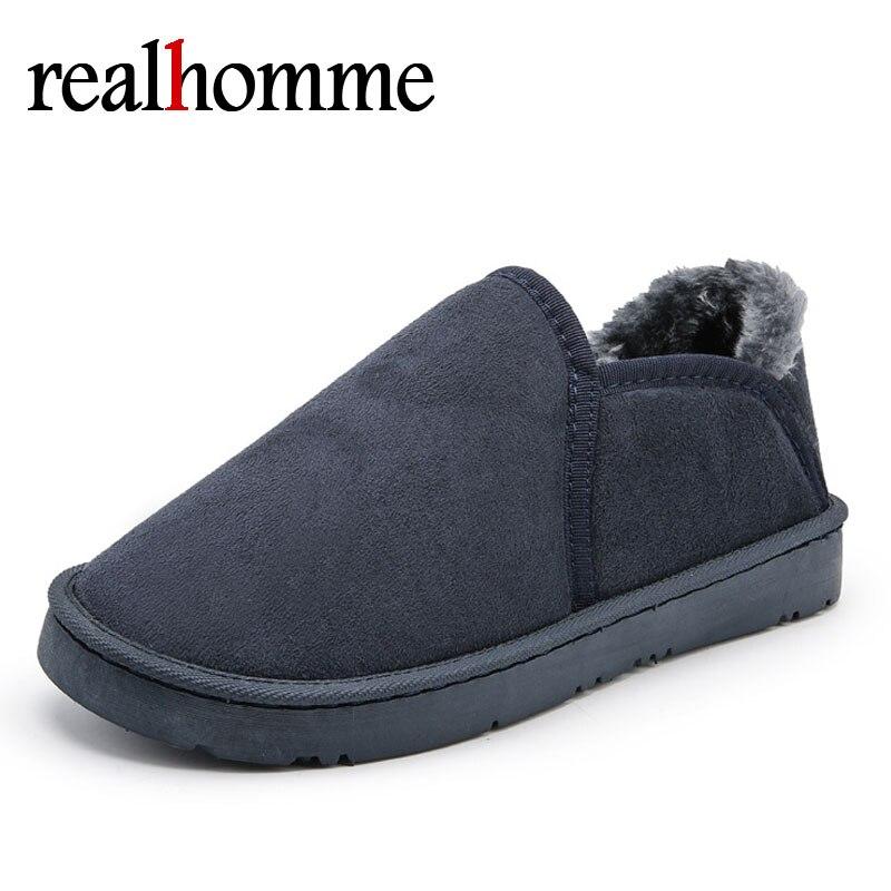 55860dca1662b4 Black Chaussures Travail Antidérapant Lumière Pour 2019 Nouvelles Blue À En  D'hiver Cheville Neige Bottes De Boot Masculin Chaud Hommes dark Décontracté  ...