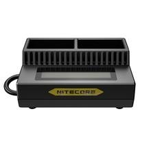 NITECORE UGP3 ذكي USB LCD عرض شاحن بطارية GoPro HERO3/3 + AHDBT 302 301 201 بطارية ملحقات الإضاءة المحمولة