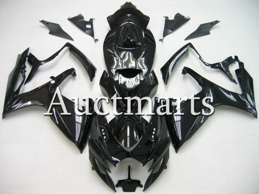 Fit for Suzuki GSX-R 600 2006 2007 ABS Plastic motorcycle Fairing Kit Bodywork GSXR600 06 07 GSXR 600 GSX R600  CB19