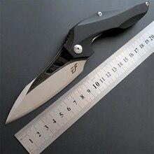 D2 стальной складной нож Play the коллекция открытый ручной работы нож G10 высокой твердости без блокировки острый складной нож, нож для фруктов