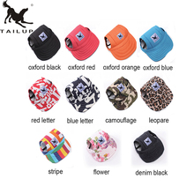 TAILUP 2017 Hot Sale Sun Hat For Dogs Cute Pet Casual Cotton