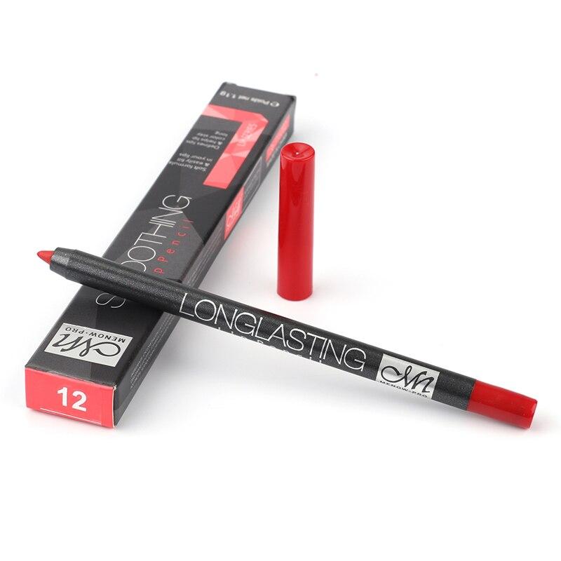 Colors Lip Liner Pencil For Lipliner Full Lip Female Cosmetic Makeup