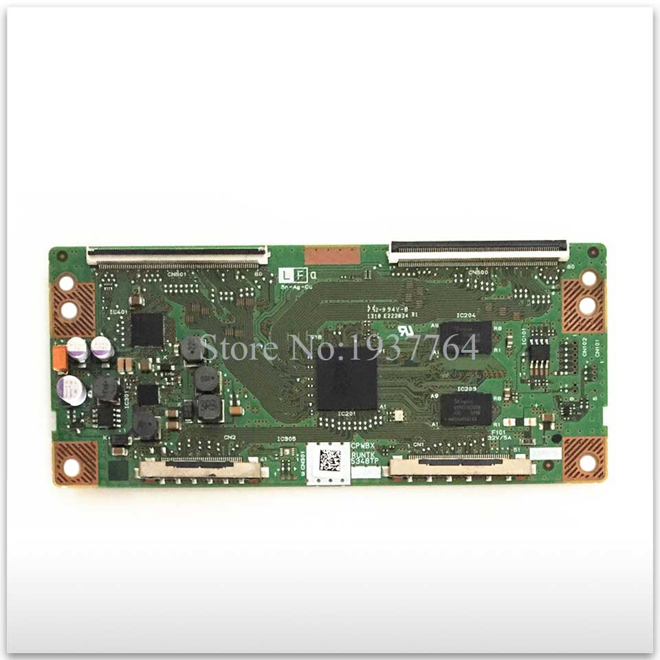 original KDL-60R550A logic board CPWBX RUNTK 5348 5348TP ZA ZZ Screen JE600D3LC5N 90% new original kdl 70r550a logic board cpwbx runtk 5348tp