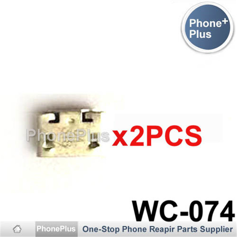 2pcs For Motorola Photon 4G MB855 ATRIX 2 MB865 ME865 RAZR XT910 XT912 USB Charging Port Connector Plug Jack Socket Dock