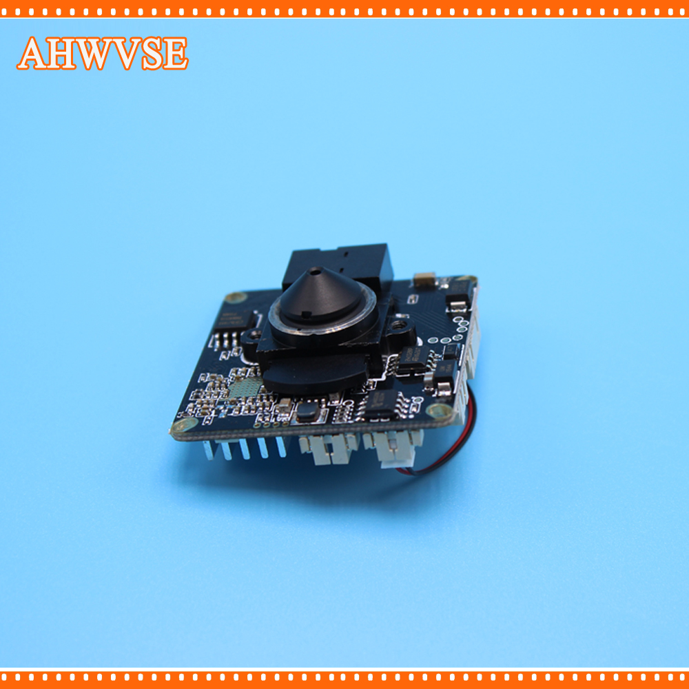 AHWVSE Indoor 2MP Mini IP Camera Module with wide angle 3.7mm lens