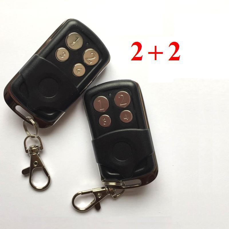 4pcs 원격 제어를 가진 무거운 의무 자동적 인 차고 - 보안 및 보호 - 사진 6