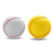 1 Pcs new Universal Handmade Baseballs PVC&PU Upper Hard & Soft Baseball Balls Softball Ball Training Exercise