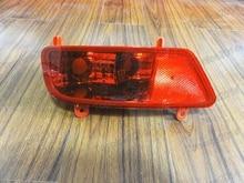 1Pcs Left Side Without Bulb Rear bumper Light tail fog lamp For PEUGEOT 3008