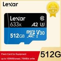 Cartão de memória flash 512 gb 128 gb 256 gb cartão de memória flash microsd tf/sd cartões para a tabuleta