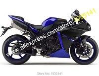 Ventas calientes, mejor precio Body Work Yamaha YZF1000 R1 2012 2013 2014 YZF R1 azul negro carenado de la motocicleta ( moldeo por inyección )