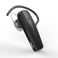 Free Shipping 2014 New Arrival Top Quality Wireless Bluetooth Headset Earphone Headphone For IPhone Samsung For