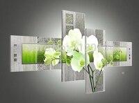 Nouveau Bricolage Mosaïque incrustation 3d Diamant Peinture Pleine Entier Forage Carré Art Diamant Broderie Point De Croix fleurs 4 pcs/ensemble CX627
