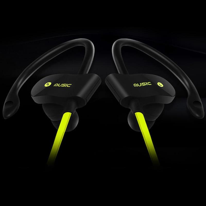 Bluetooth V4.1 Kulaklıklar, en iyi Kablosuz Spor Kulaklık Mic ile - Taşınabilir Ses ve Görüntü - Fotoğraf 3