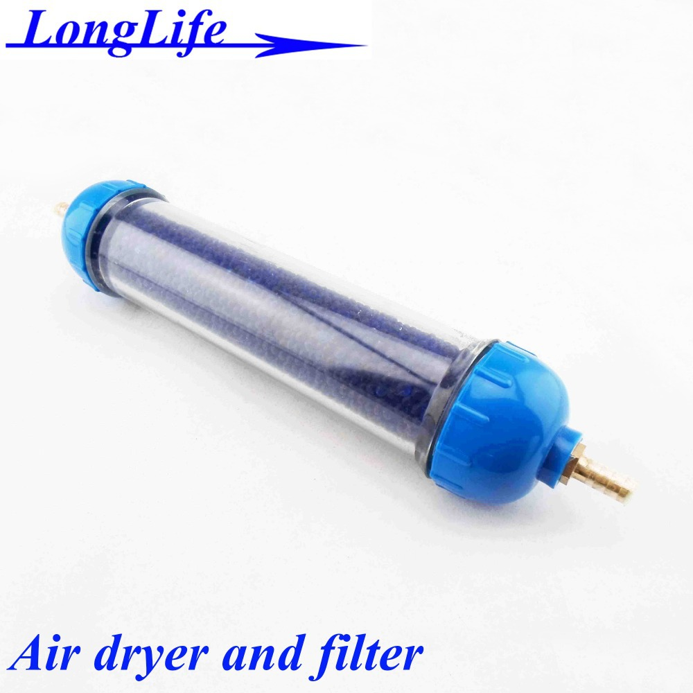 LF-4508, Ozone generator parts air dryer and filter Repeated use Filter dust To improve the service life and ozone concentration ...