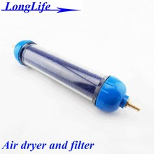 LF 4508, gerador de ozônio peças secador de ar e filtro de uso repetido filtro poeira para melhorar a vida útil e concentração de ozônio