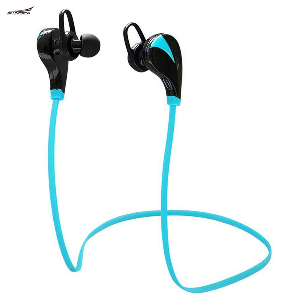 Blue CSR 4.0 Mini Bluetooth Sport Headset Music Wireless Earphone Running HD sound headphone for Samsung iPhone 6 S6 Huawei HTC remax rb t2 fashion aluminum bluetooth earphone wireless hd clear sound headset for iphone 5 6 samsung galaxy s4 android phone