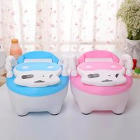 Anti Slip Design Baby Toilet Trainer Comfortable Kid Toddler Training Potty Children Cover Seat Chair for Toddlers Training Seat