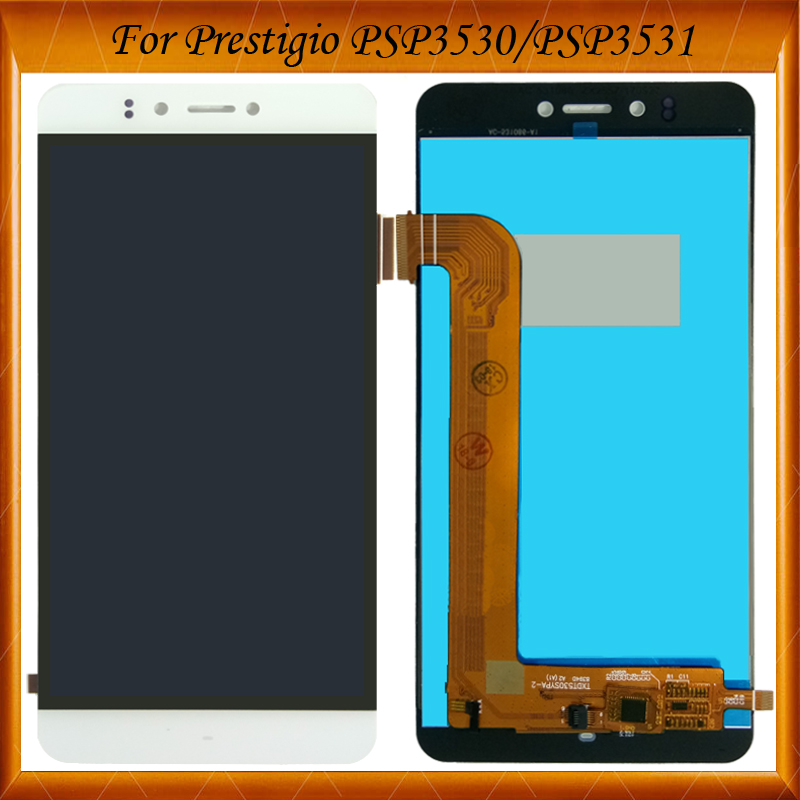 For Prestigio Muze E3 PSP3530 Duo Muze D3 PSP3531 Duo LCD Display +Touch Screen Digitizer Assembly Replacement For PSP 3530 3531