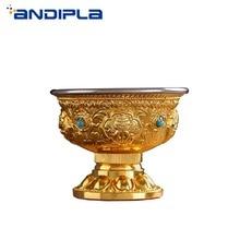 Благоприятная чашка для воды, Буддийские принадлежности, святая миски для воды, счастливый фэн шуй, украшение для дома, модные украшения, подарки, Новинка