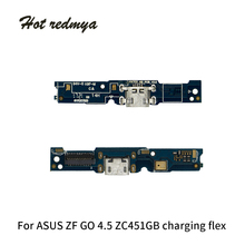 5pcs/lot For ASUS Zenfone GO TV ZB551KL,ZC451GB, ZC500TG Micro Charger Dock Port Connector Usb Charging Board Flex Cable Ribbon
