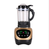 Multifunctional High Speed Blender Household/Commercial Food Processer 2200W Large Power Full automatic Blender F700