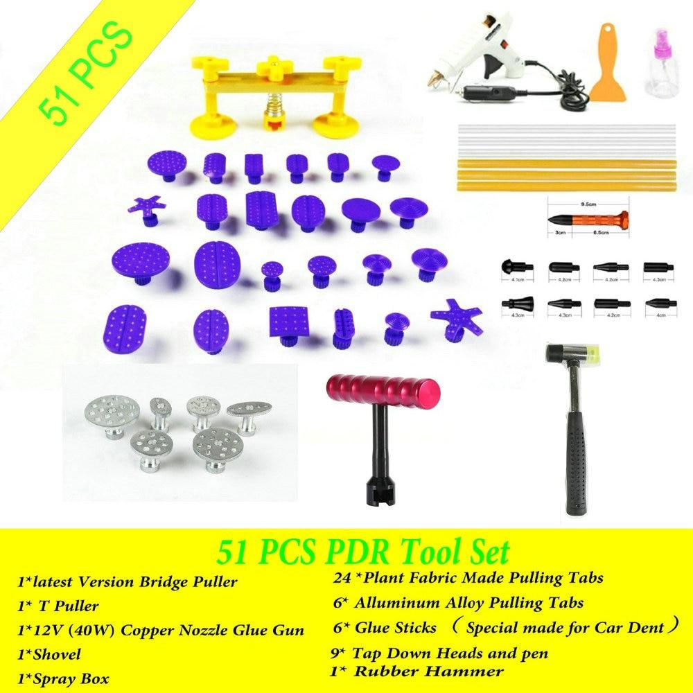 ابزارهای تعمیر بدون نقص 51PCS ابزارهای - مجموعه ابزار