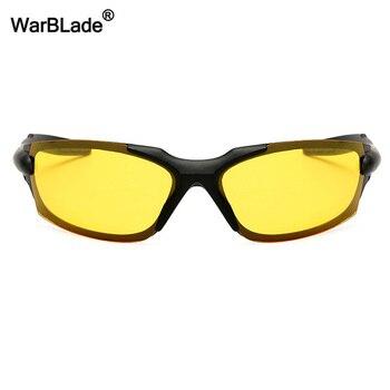 85673d34ed Gafas de sol polarizadas de WarBLade para hombre gafas de sol de visión  nocturna antideslumbrantes de conducción nocturna gafas lentes amarillos  gafas de ...