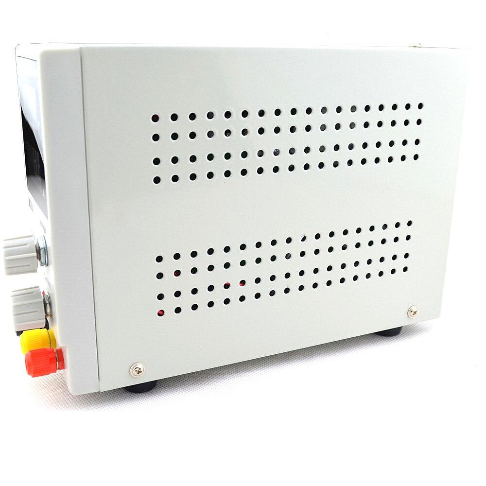 LW-K3010D Mini Digital ajustable fuente de alimentación DC 30V10A de conmutación fuente de alimentación 110 V-220 V para computadora portátil reparación del teléfono - 4